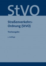 Straßenverkehrs-Ordnung (StVO)