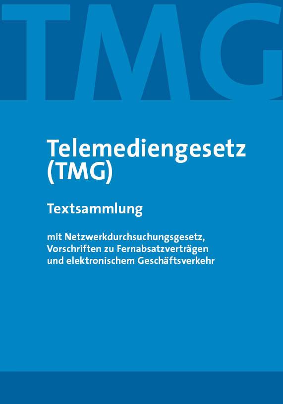 Telemediengesetz (TMG)
