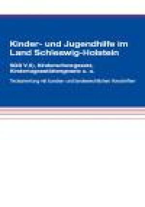 Kinder- und Jugendhilfe im Land Schleswig-Holstein