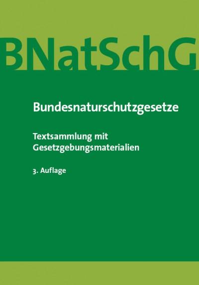 Bundesnaturschutzgesetze