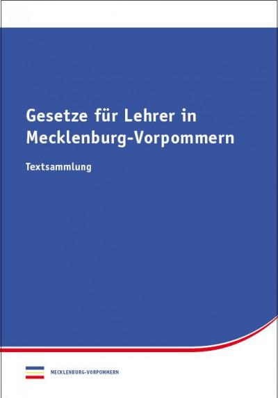 Gesetze für Lehrer in Mecklenburg-Vorpommern