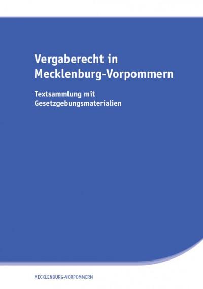 Vergaberecht in Mecklenburg-Vorpommern