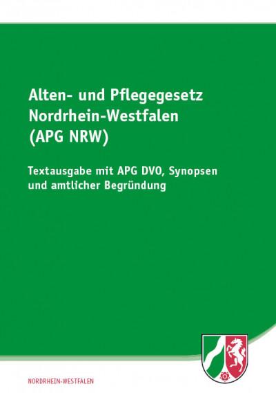 Alten- und Pflegegesetz Nordrhein-Westfalen (APG NRW)