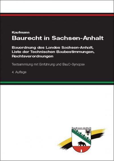 Baurecht in Sachsen-Anhalt