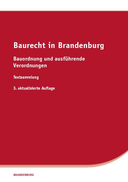 Baurecht in Brandenburg