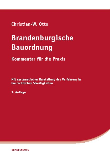 Brandenburgische Bauordnung