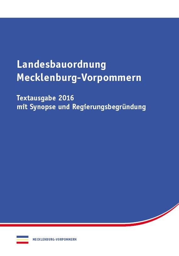 Landesbauordnung Mecklenburg-Vorpommern