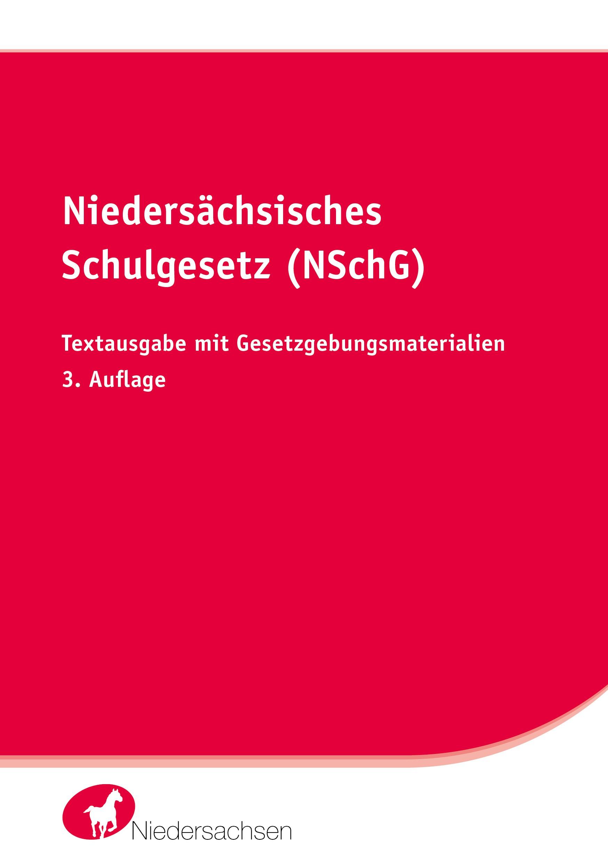 Niedersächsisches Schulgesetz (NSchG)