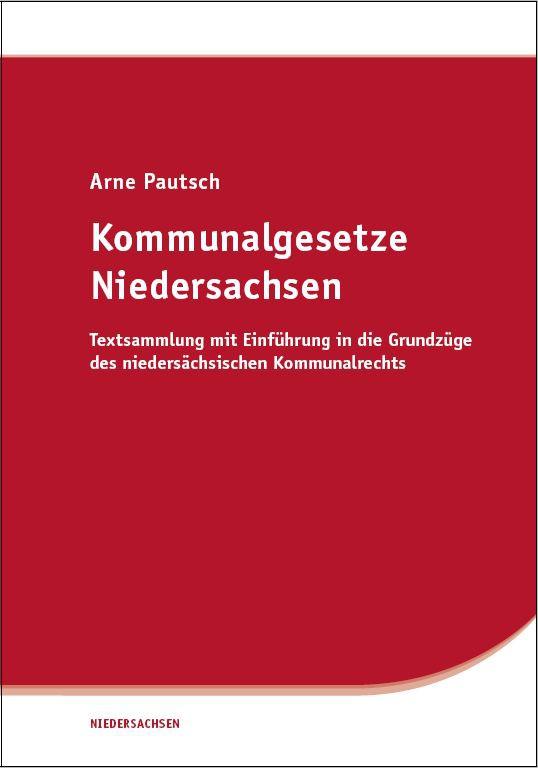 Kommunalgesetze Niedersachsen