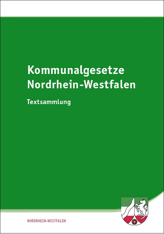 Kommunalgesetze Nordrhein-Westfalen