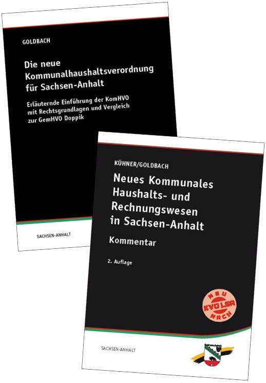 Neues Kommunales Haushalts- und Rechnungswesen in Sachsen-Anhalt