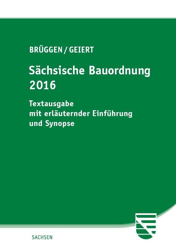 Sächsische Bauordnung 2016