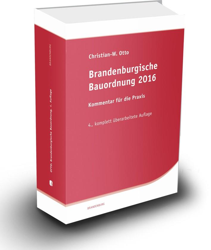 Brandenburgische Bauordnung 2016