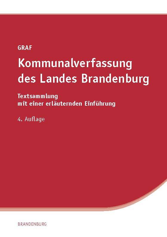Kommunalverfassung des Landes Brandenburg