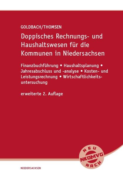 Doppisches Rechnungs- und Haushaltswesen für die Kommunen in Niedersachsen