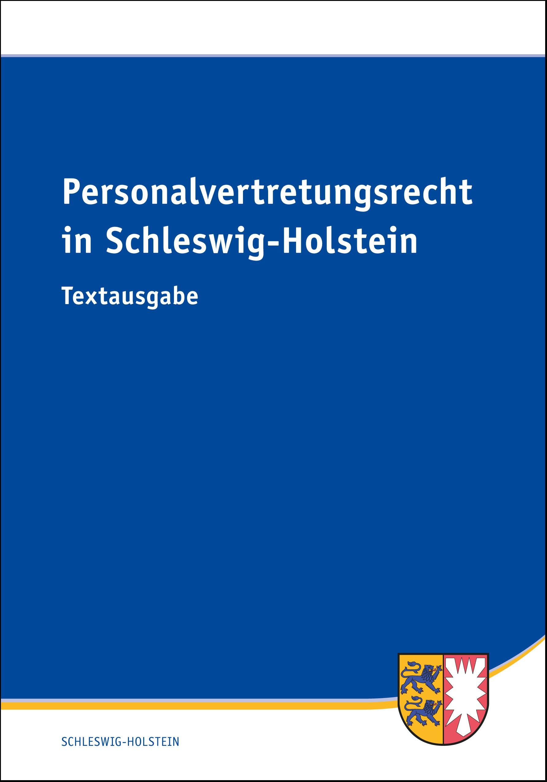 Personalvertretungsrecht in Schleswig-Holstein