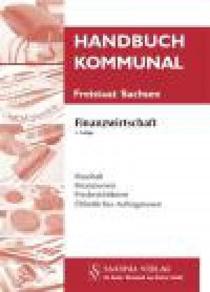 Handbuch Kommunal Freistaat Sachsen - Finanzwirtschaft