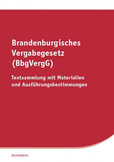 Brandenburgisches Vergabegesetz (BbgVergG)