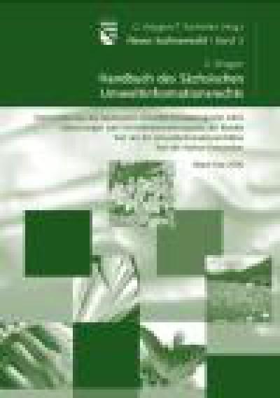 Handbuch des Sächsischen Umweltinformationsrechts