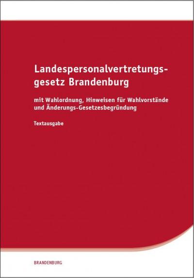 Landespersonalvertretungsgesetz Brandenburg