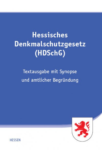 Hessisches Denkmalschutzgesetz (HDSchG)