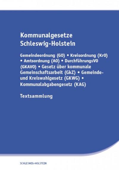 Kommunalgesetze Schleswig-Holstein