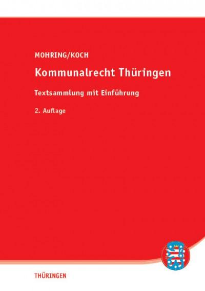 Kommunalrecht Thüringen