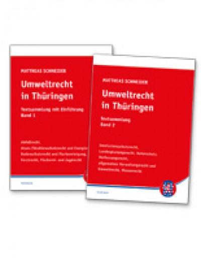 Umweltrecht in Thüringen