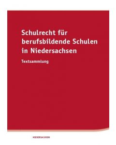 Schulrecht für berufsbildende Schulen in Niedersachsen