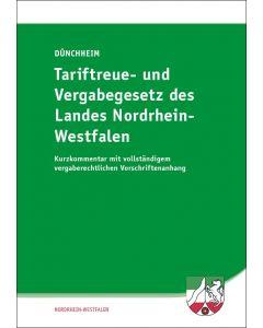 Tariftreue- und Vergabegesetz des Landes Nordrhein-Westfalen