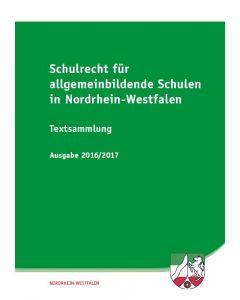 Schulrecht für allgemeinbildende Schulen in Nordrhein-Westfalen