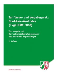 Tariftreue- und Vergabegesetz Nordrhein-Westfalen (TVgG NRW 2018)